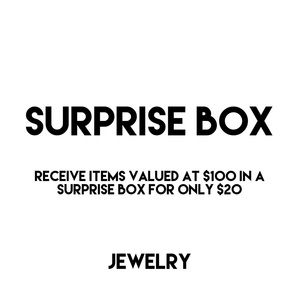 JEWELRY Surprise Box valued at $100 for only $20